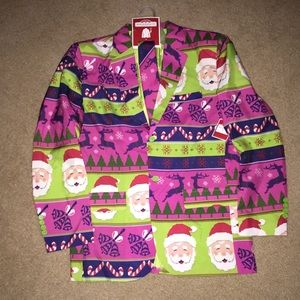 Holiday Time Suits & Blazers - Ugly Christmas 🎄 suit jacket